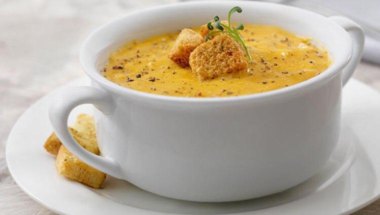 En kolay balkabağı çorbası nasıl yapılır? Balkabağı çorbası yapımı