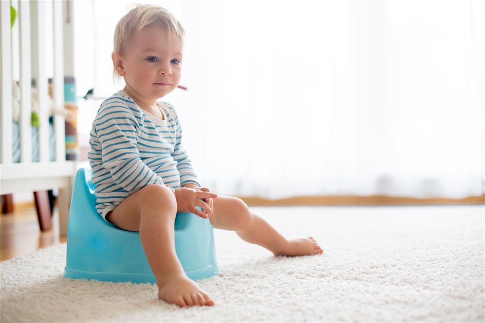 Tuvalet eğitimi için ideal dönem: 18-36 ay arası