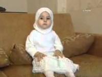 3 Yaşındaki Hafiz Küçük Kız!